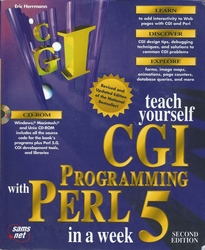 Teach Yourself CGI Programming with Perl 5 in a Week